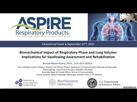 Biomechanical Impact of Respiratory Phase & Lung Volume: Implications for Swallow Assessment & Rehab