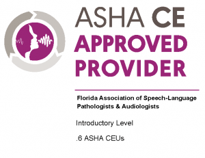 ASHA CE Provider